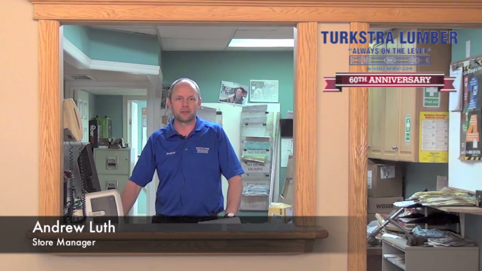 Turkstra Lumber Video Thumbnail