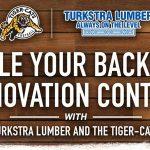 TURKSTRA LUMBER AND THE HAMILTON TIGER-CATS HAVING AN IMPACT ON THE COMMUNITY