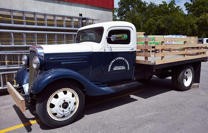 Turkstra Lumber Truck