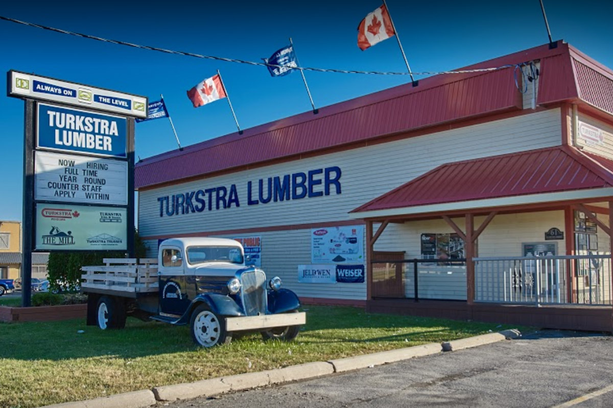Turkstra Lumber Waterdown Turkstra Lumber