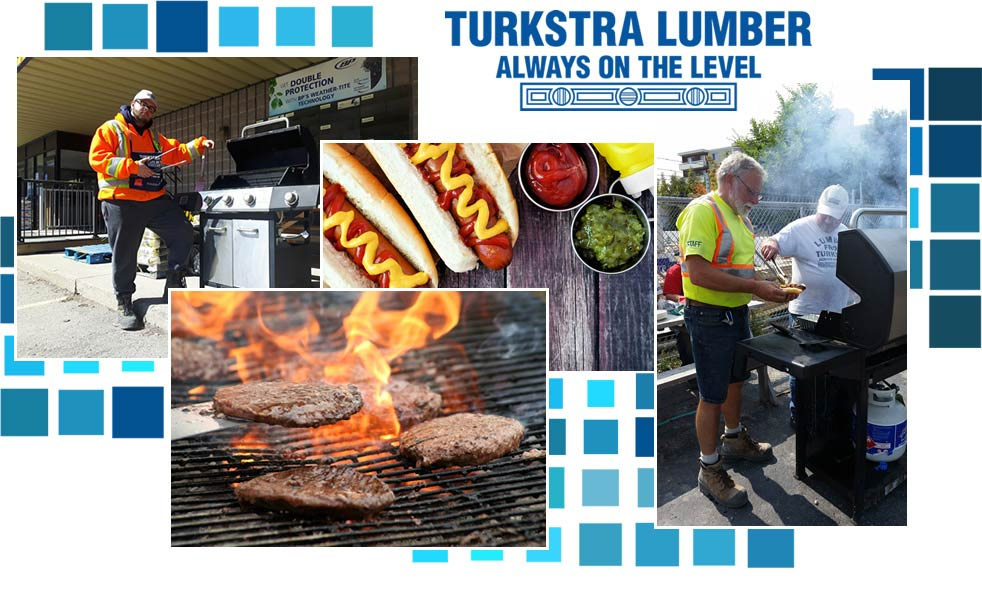 Turkstra Lumber 65th Anniversary Contractor Appreciation - A taste of the past