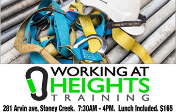 Working at Heights Training By Turkstra