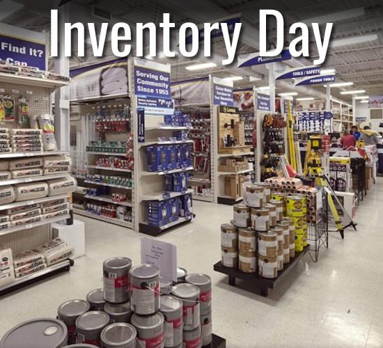 Turkstra Inventory Day