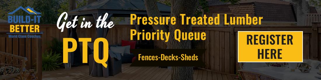 Turkstra Lumber Pressure Treated Que